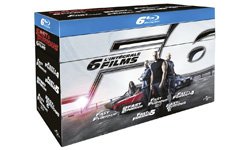 Fast & Furious - Coffret 6 films