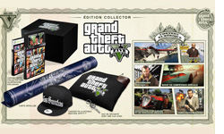 GTA 5 Edition Collector