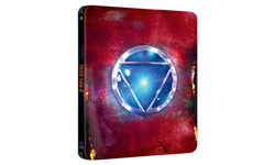 Iron Man 3 - Zavvi Steelbook