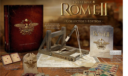 Total War Rome II - collector