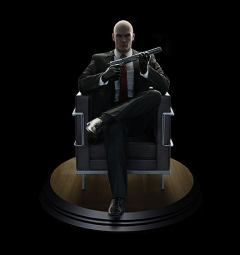 Figurine Agent 47 #1