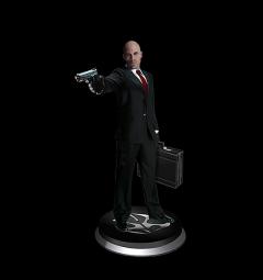 Figurine Agent 47 #2
