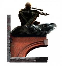 Figurine Agent 47 #3
