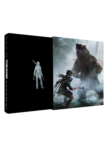 artbook-rise-of-the-tomb-raider-édition-limitée
