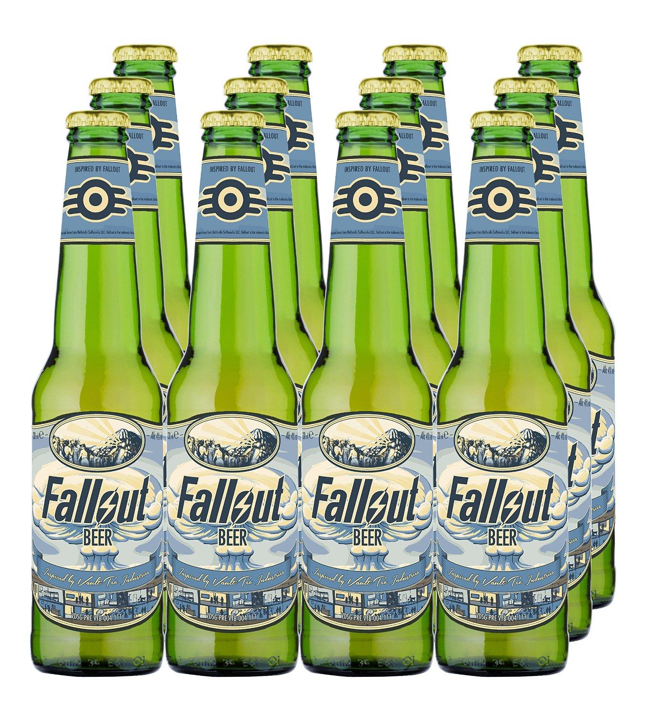 pack 12 boutielles biere fallout