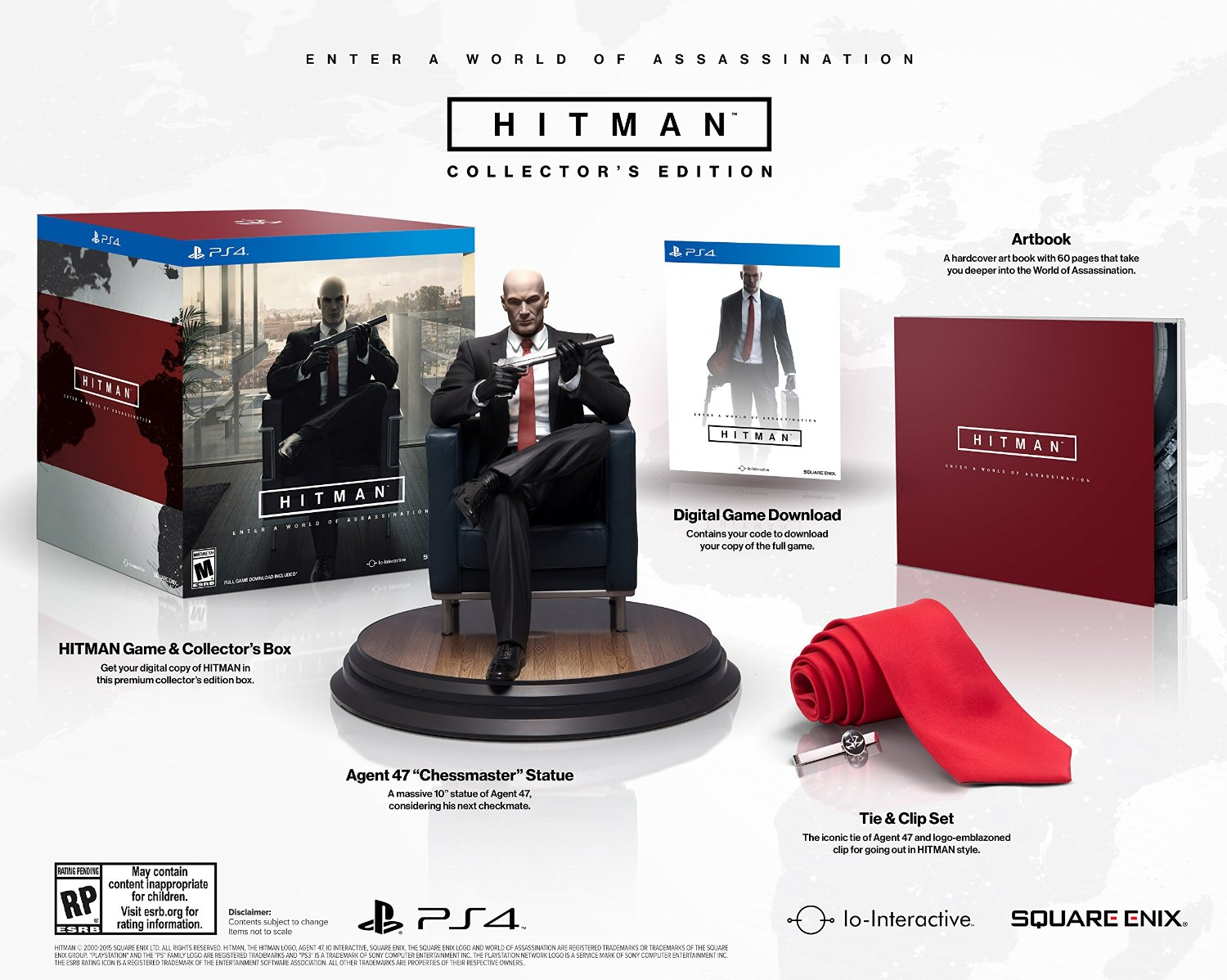 édition collector hitman