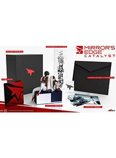 COFFRET COLLECTOR MIRROR'S EDGE