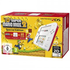 Console-2DS-NINTENDO-2DS-BlancRouge-+-New-Super-Mario-Bros-2