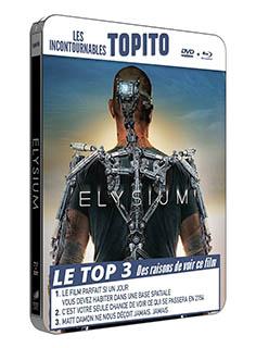 Elysium - Boitier métal - Collection TOPITO