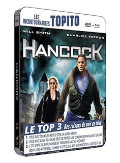 Hancock - Boitier métal - Collection TOPITO