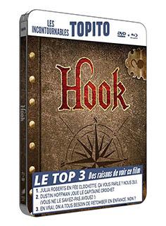 Hook - Boitier métal - Collection TOPITO