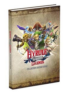 Hyrule Warriors Legends Guide collector (anglais)