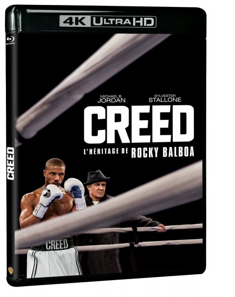 Creed - Blu-ray 4K Ultra HD