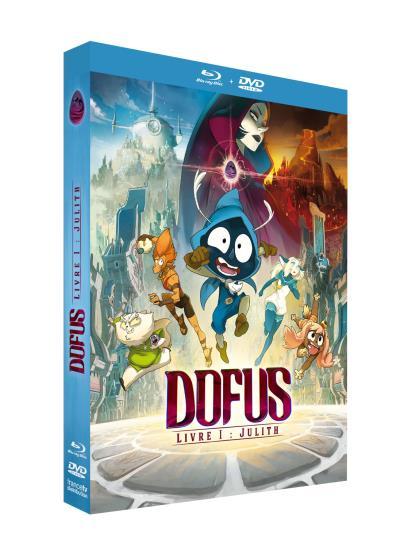 Dofus Le Film Livre 1 Julith - Exclusivité Fnac Combo Blu-ray + DVD