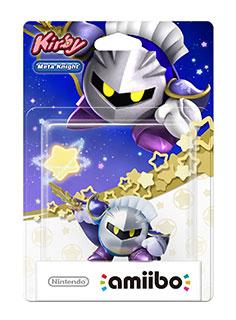 Amiibo-'Kirby'---Meta-Knight
