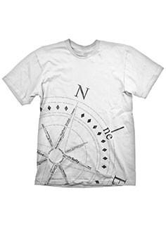 T-shirt-Boussole-Uncharted