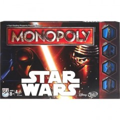 MONOPOLY STAR WARS VII