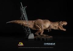 figurine T-Rex jurassic park profil