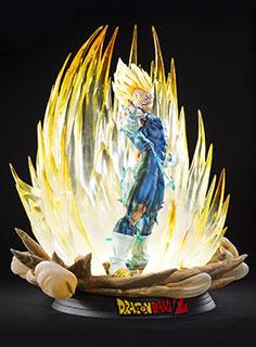 Figurine-Majin-Végéta-HQS-plus-par-Tsume