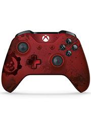 Manette-Sans-Fil-pour-Xbox-One-Gears-of-War-4-Crimson-Omen---édition-limitée