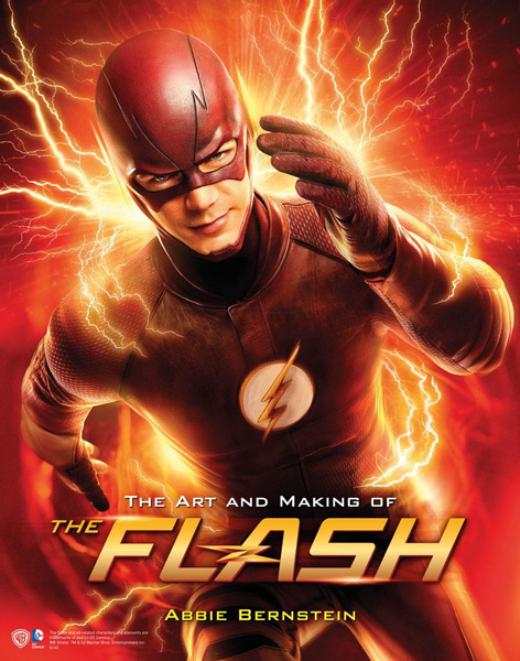 The-Art-and-Making-of-The-Flash