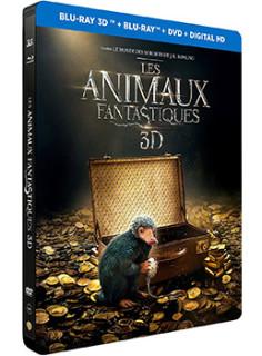 vignette-Les-Animaux-Fantastiques-[Steelbook-Blu-ray-3D-édition-limitée]-[Combo-Blu-ray-3D-+-Blu-ray-+-DVD---Édition-boîtier-SteelBook]