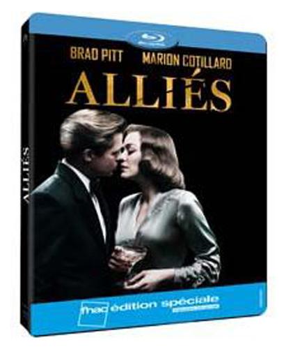 Alliés-steelbook-édition-spéciale-Fnac