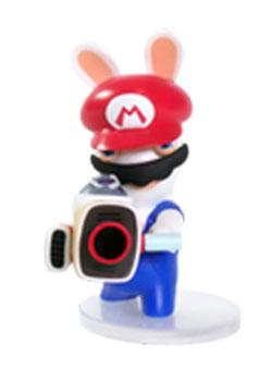 figurine mario lapins crétins_0005_Lapin Mario 3