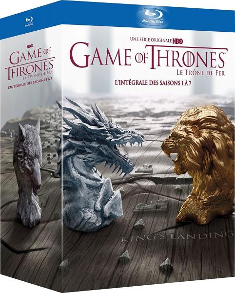 Game of Thrones – L'intégrale des saisons 1 à 7 – Edition limitée