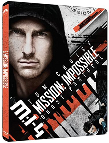 Mission impossible 4 protocole fantôme [Blu-ray]