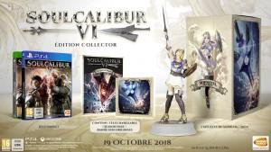 collector soulcalibur VI