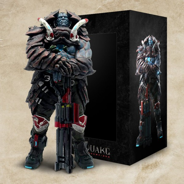 Quake Champions - Scalebearer Edition collector